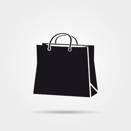 Black and white shopping bag clipart jpg transparent Shopping Bag Clipart | salaharness.org jpg transparent