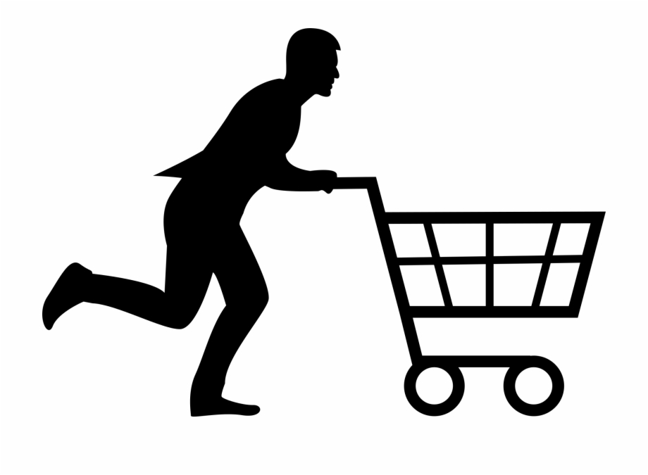 Black and white shopping clipart picture royalty free download Shopping Cart Png Image - Shopping Clipart Black And White Free PNG ... picture royalty free download