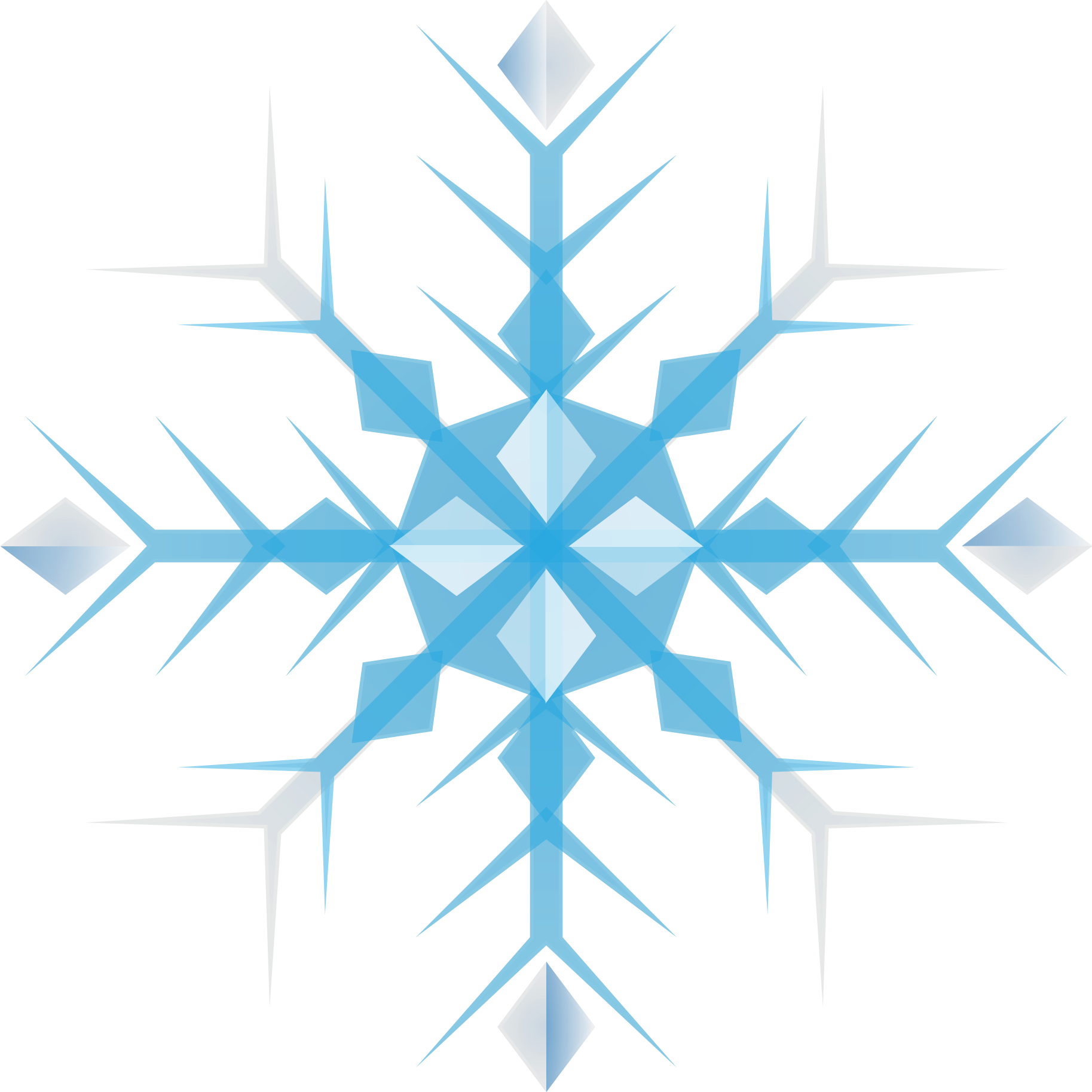 Emotion snowflake clipart. Transparent free download best