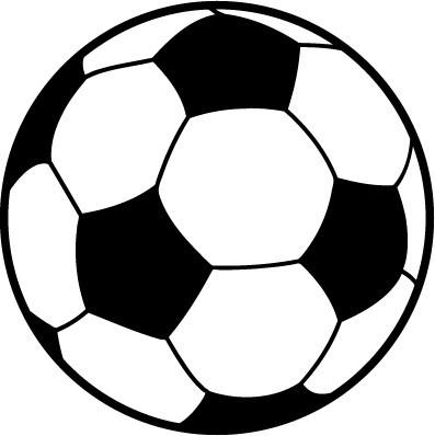 Clipart soccer pics in black and white svg royalty free stock Soccer Ball Clipart Black And White Free Download Best Marvelous ... svg royalty free stock