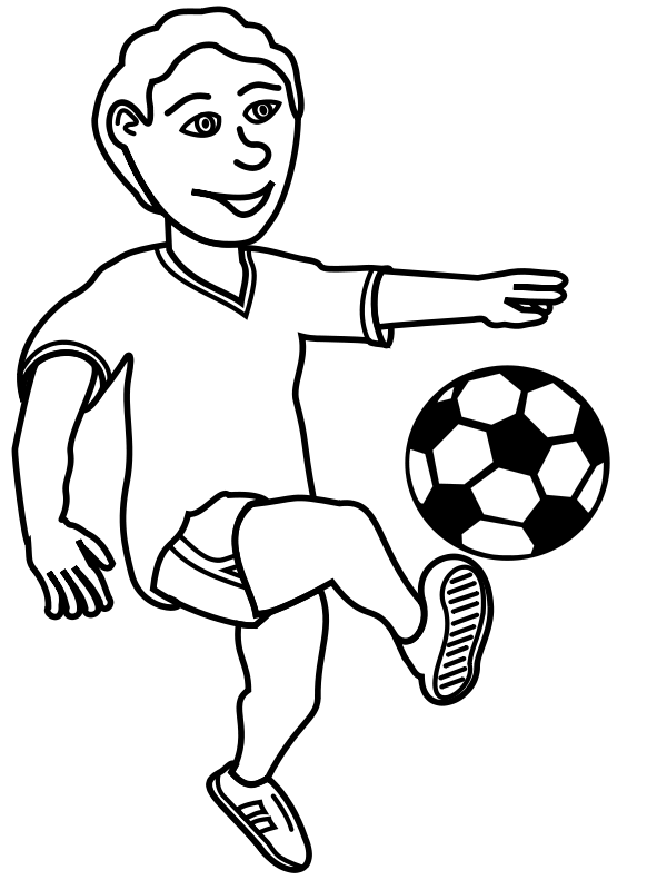 Black and white soccer clipart image transparent 73+ Soccer Clipart Black And White | ClipartLook image transparent