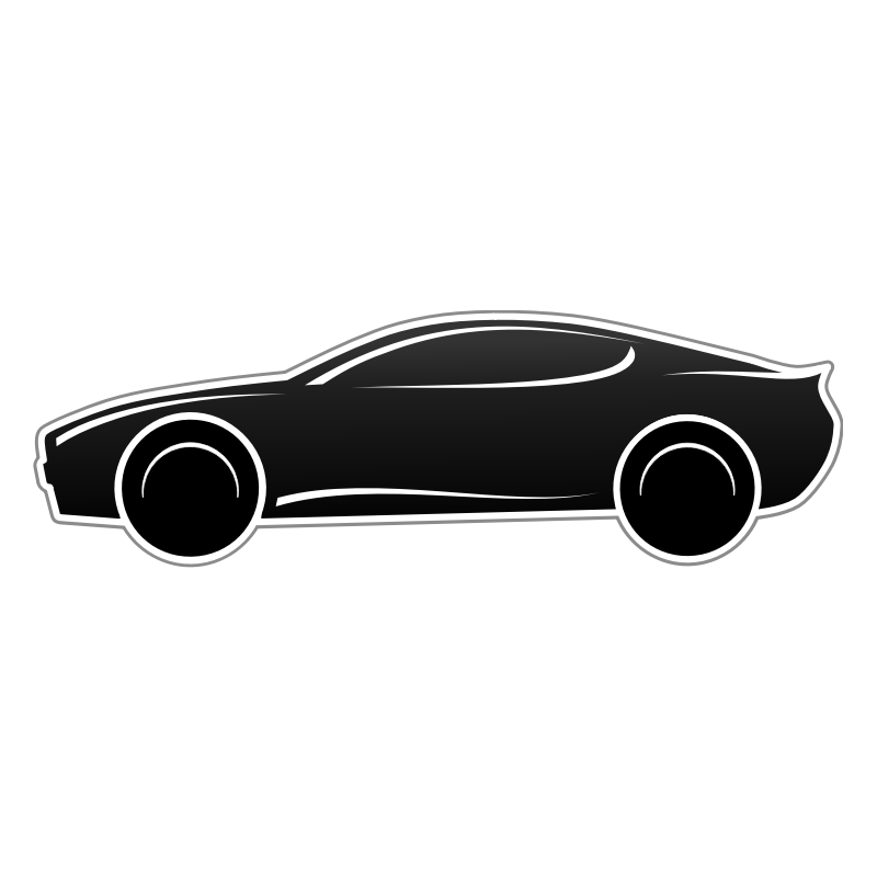 Black and white train car clipart banner freeuse stock 28+ Collection of Sports Car Clipart Black And White | High quality ... banner freeuse stock