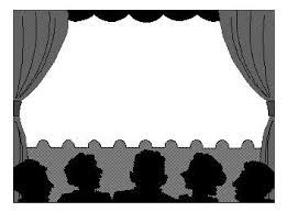 Stage clipart black and white svg free download Image result for stage clipart black and white pictures ... svg free download