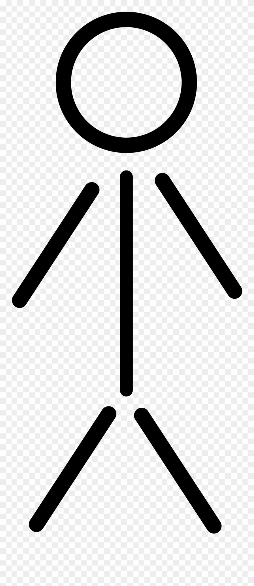 Free stick figure clipart clip stock Banner Free Stock Figure Big Image Png - Stick Figure Clipart Black ... clip stock