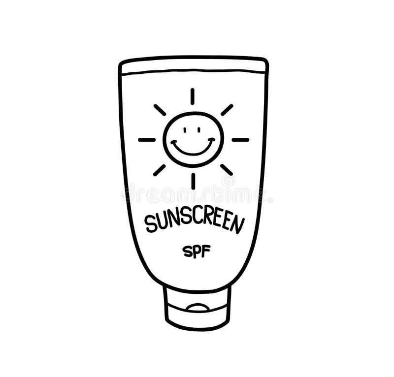 Sunscreen black and white clipart clip art royalty free Sunscreen clipart black and white - 65 transparent clip arts, images ... clip art royalty free