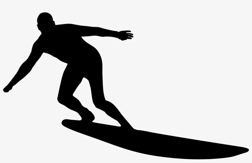 Surfing clipart black and white clip art freeuse download Clip Black And White Download Surfing Silhouette At - Surfing ... clip art freeuse download