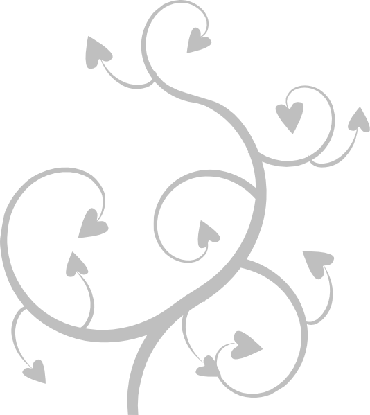 Black and white swirl heart clipart clipart royalty free download Swirl Heart Steam Clip Art at Clker.com - vector clip art online ... clipart royalty free download
