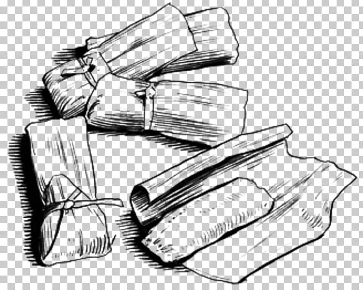 Black and white tamal clipart clipart freeuse stock Mexican Cuisine Tamale Enchilada Drawing Taco PNG, Clipart, Angle ... clipart freeuse stock