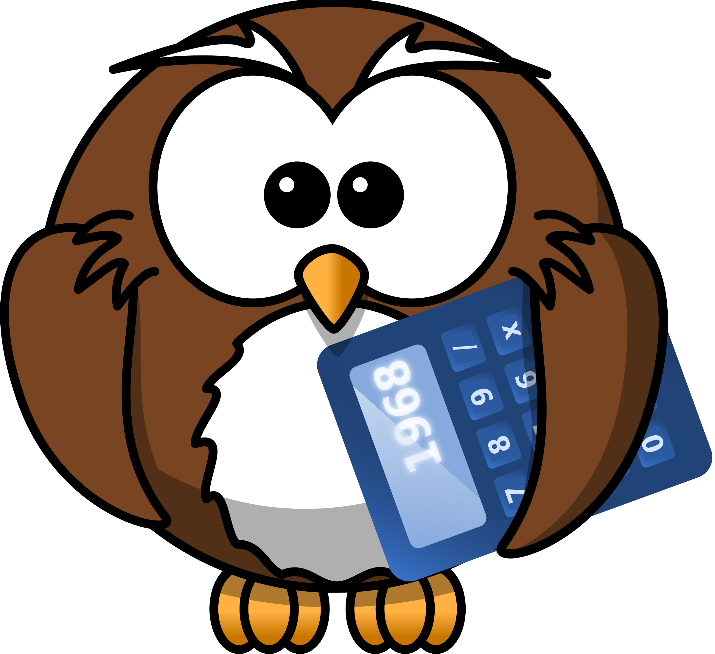 Pantone book clipart clipart freeuse owl-calculator.png (2400×2193) | 2017 School Year | Pinterest ... clipart freeuse