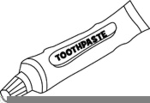 Picture of toothbrush clipart black and white clipart library library Toothpaste Clipart Black And White (93+ images in Collection) Page 2 clipart library library