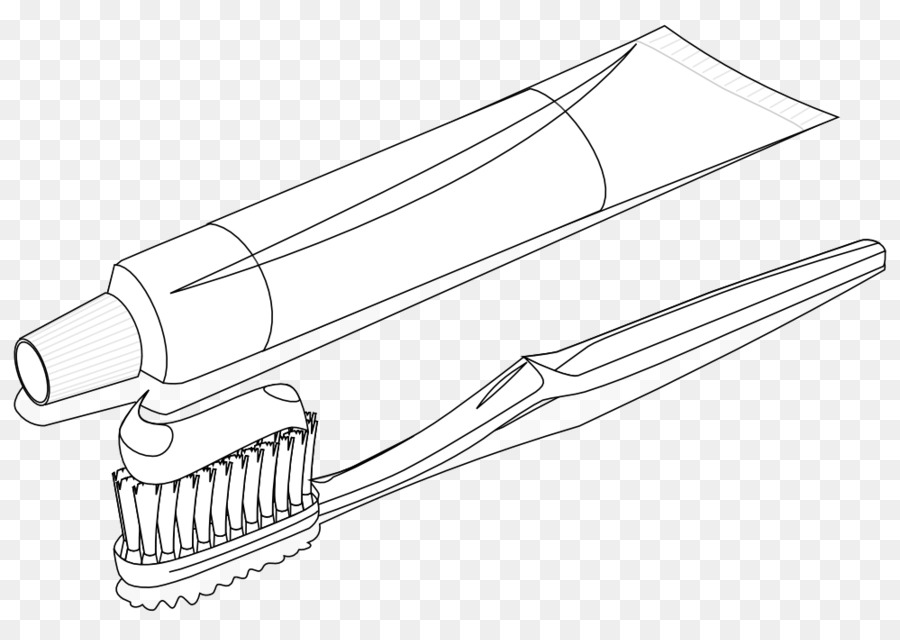 Black and white toothpaste clipart png royalty free stock Book Black And White clipart - Toothbrush, Tooth, Hand, transparent ... png royalty free stock