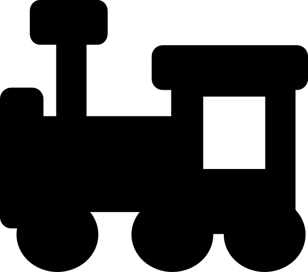 Black and white train car clipart picture black and white library Black And White Clip Art at Clker.com - vector clip art online ... picture black and white library