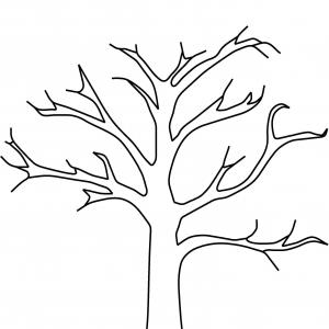 Black and white tree with leaves and roots clipart vector royalty free library Family Reunion Tree With Roots Clipart | SOIDERGI vector royalty free library
