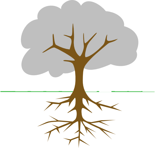 Fruit tree with roots clipart png free download 28+ Collection of Tree Clipart With Roots | High quality, free ... png free download