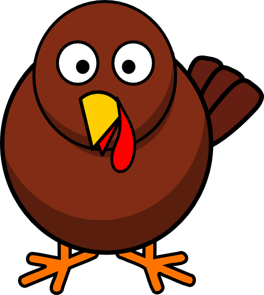 Turkey on a plate clipart free download Turkey Feather Clipart Black And White | Clipart Panda - Free ... free download