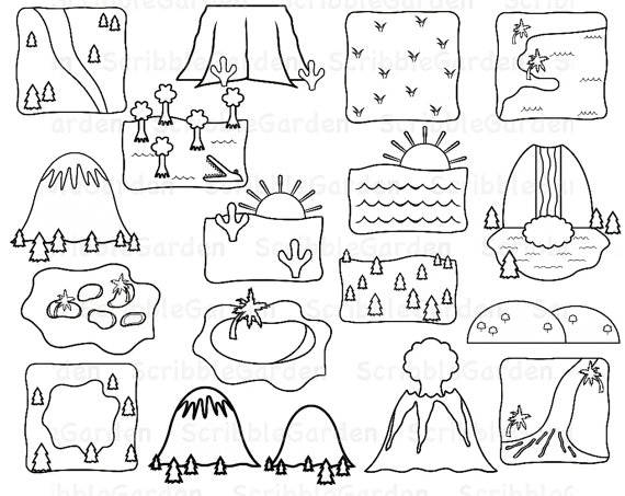 Black and white valley clipart royalty free stock Free Valley Clipart Black And White, Download Free Clip Art, Free ... royalty free stock