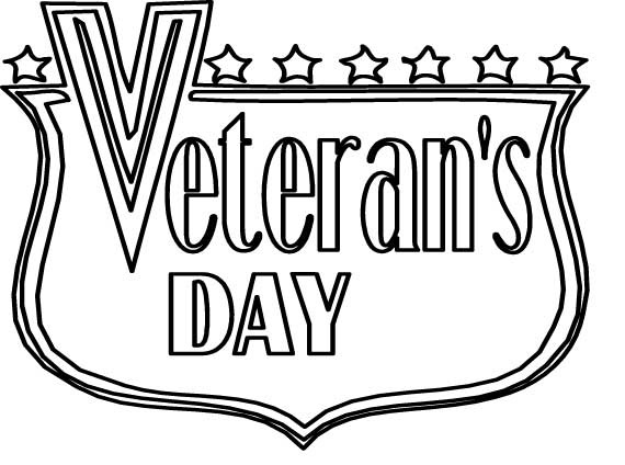 Black and white veterans day 2017 clipart banner Best 50+ Veterans Day Clipart Images Free Download【2019】 banner