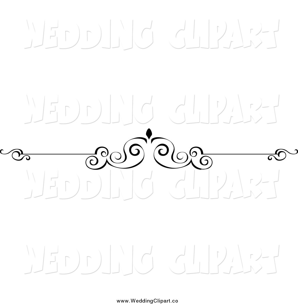 Black and white wedding border clipart graphic black and white stock Black and white wedding border clipart 4 » Clipart Station graphic black and white stock