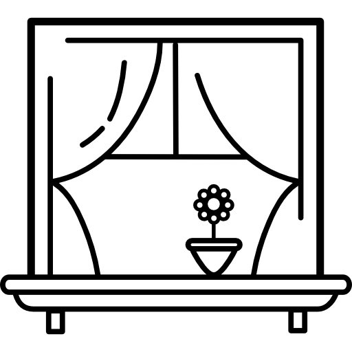 Window clipart black and white image black and white download Window Black And White | Free download best Window Black And White ... image black and white download