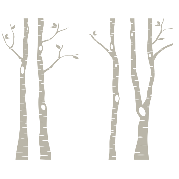 Black and white winter birch tree clipart clip art White Birch Tree PNG Transparent White Birch Tree.PNG Images. | PlusPNG clip art