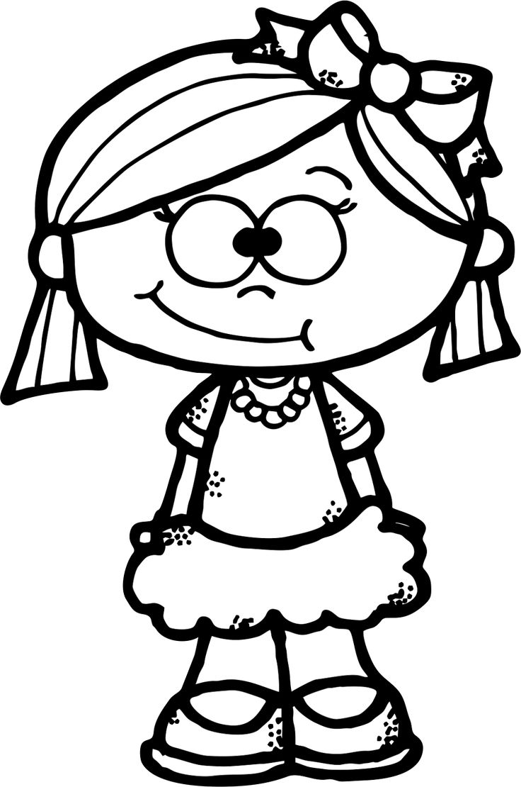Black and white woman clipart clip art free stock Girl Black And White Clipart | Free download best Girl Black And ... clip art free stock
