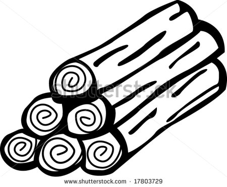 Black and white wood clipart royalty free Log Clipart Black And White | Free download best Log Clipart Black ... royalty free