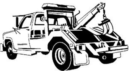 Black and white wrecker clipart clipart transparent Marlin, TX - Official Website - Auto Wreckers/Towing clipart transparent