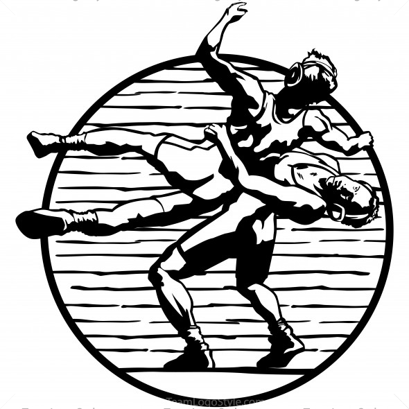 Black and white wrestling clipart graphic freeuse Wrestling clip art black white free clipart images 3 - Cliparting.com graphic freeuse
