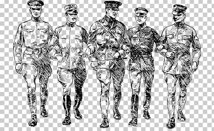 Black and white ww2 clipart jpg black and white stock World War II Soldier PNG, Clipart, Black And White, Combat, Costume ... jpg black and white stock