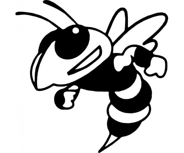 Black and yellow 2019 clipart image Yellow Jacket Clipart And White Black - Clipart1001 - Free Cliparts image