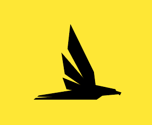 Black and yellow 2019 clipart picture transparent black-falcon-yellow - Command E picture transparent
