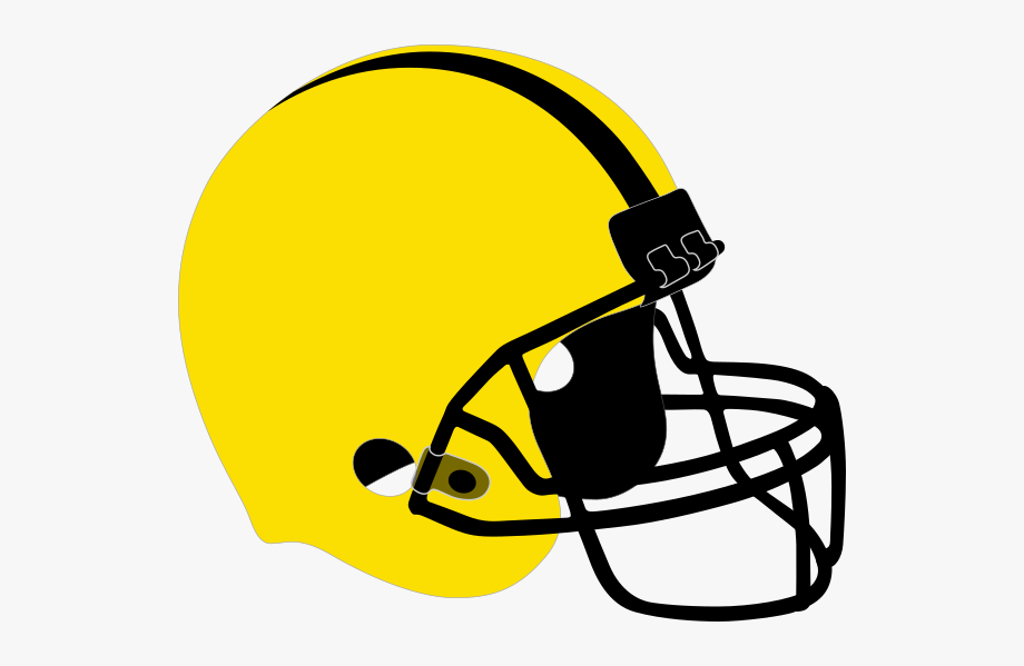 Black and yellow football clipart clipart royalty free Black Football Helmet Png #1969089 - Free Cliparts on ClipartWiki clipart royalty free