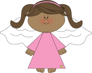 Kid angel clipart graphic stock Black Angel Clip Art - Black Angel Image graphic stock