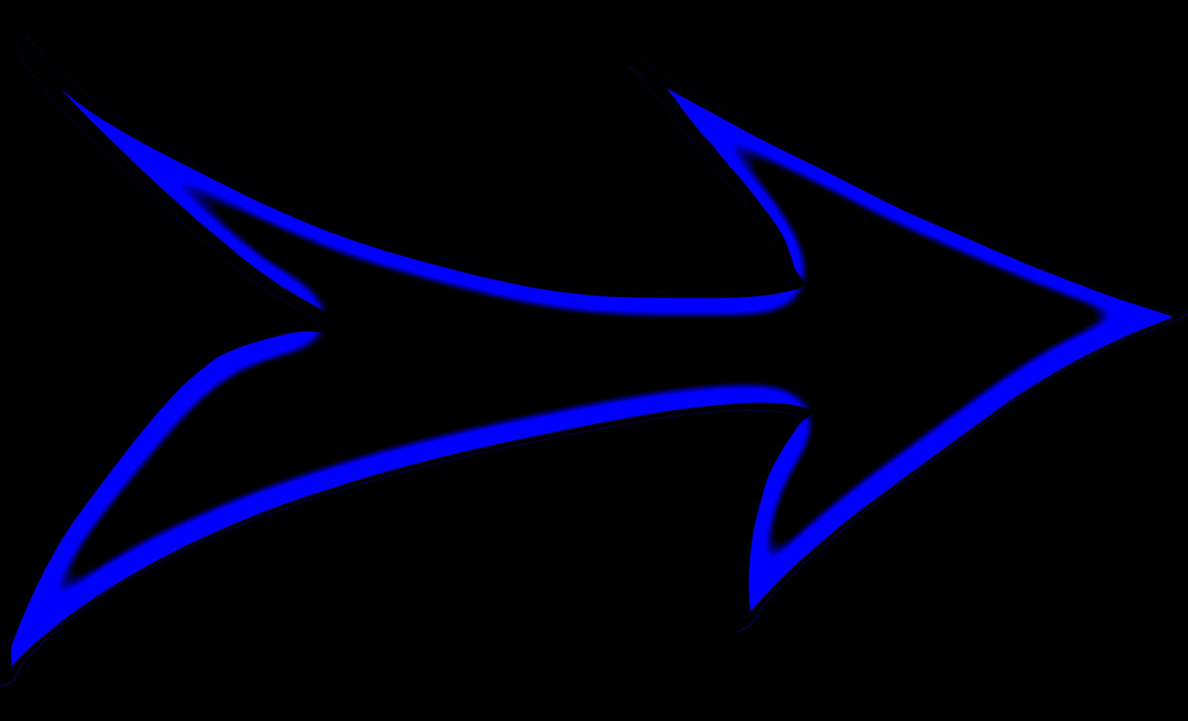 Black arrow clip art clip art library download Clipart - Black and Blue Arrow clip art library download