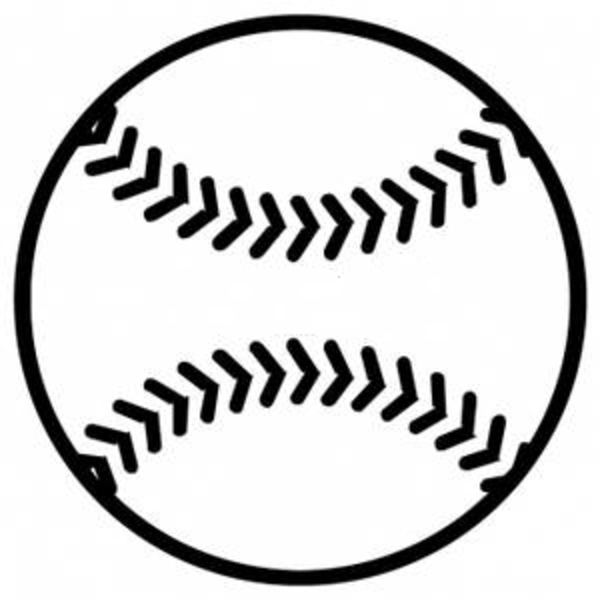 Black baseball ball clipart png graphic freeuse download Baseball Clipart Black And White | Free download best Baseball ... graphic freeuse download
