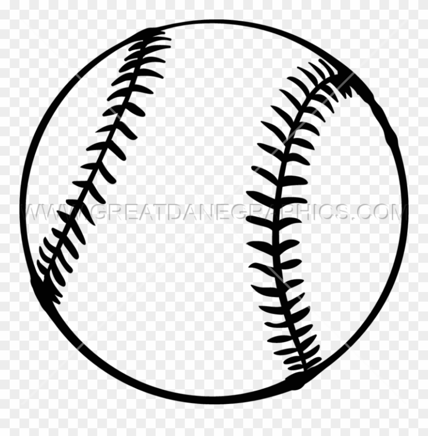 Spftball clipart royalty free Softball Black And White Clipart Softball Baseball - Softball ... royalty free
