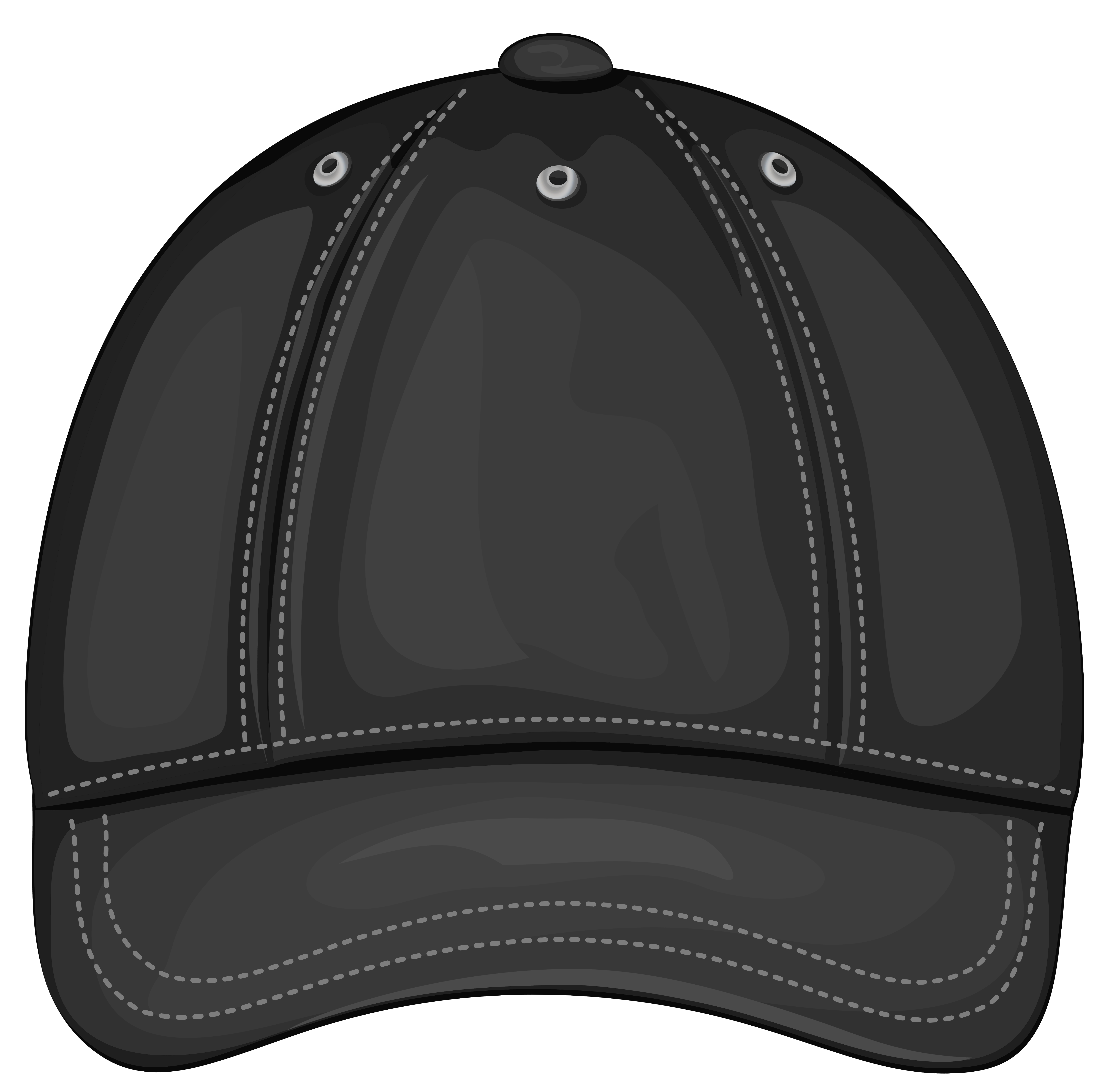 Black baseball cap clipart vector royalty free stock Black Baseball Cap Front PNG Clipart - Best WEB Clipart vector royalty free stock