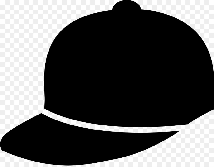 Black baseball cap clipart clip freeuse library Black Line Background clipart - Hat, Cap, Black, transparent clip art clip freeuse library