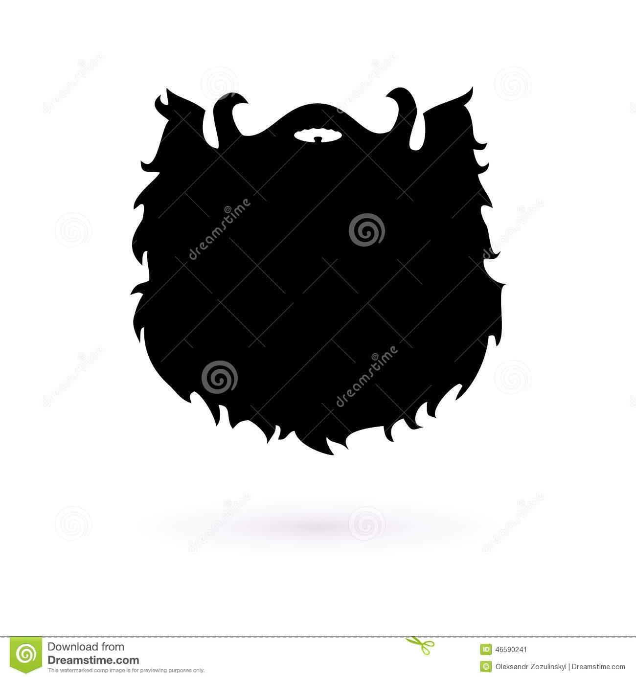 Black beard clipart graphic Black beard clipart 1 » Clipart Portal graphic