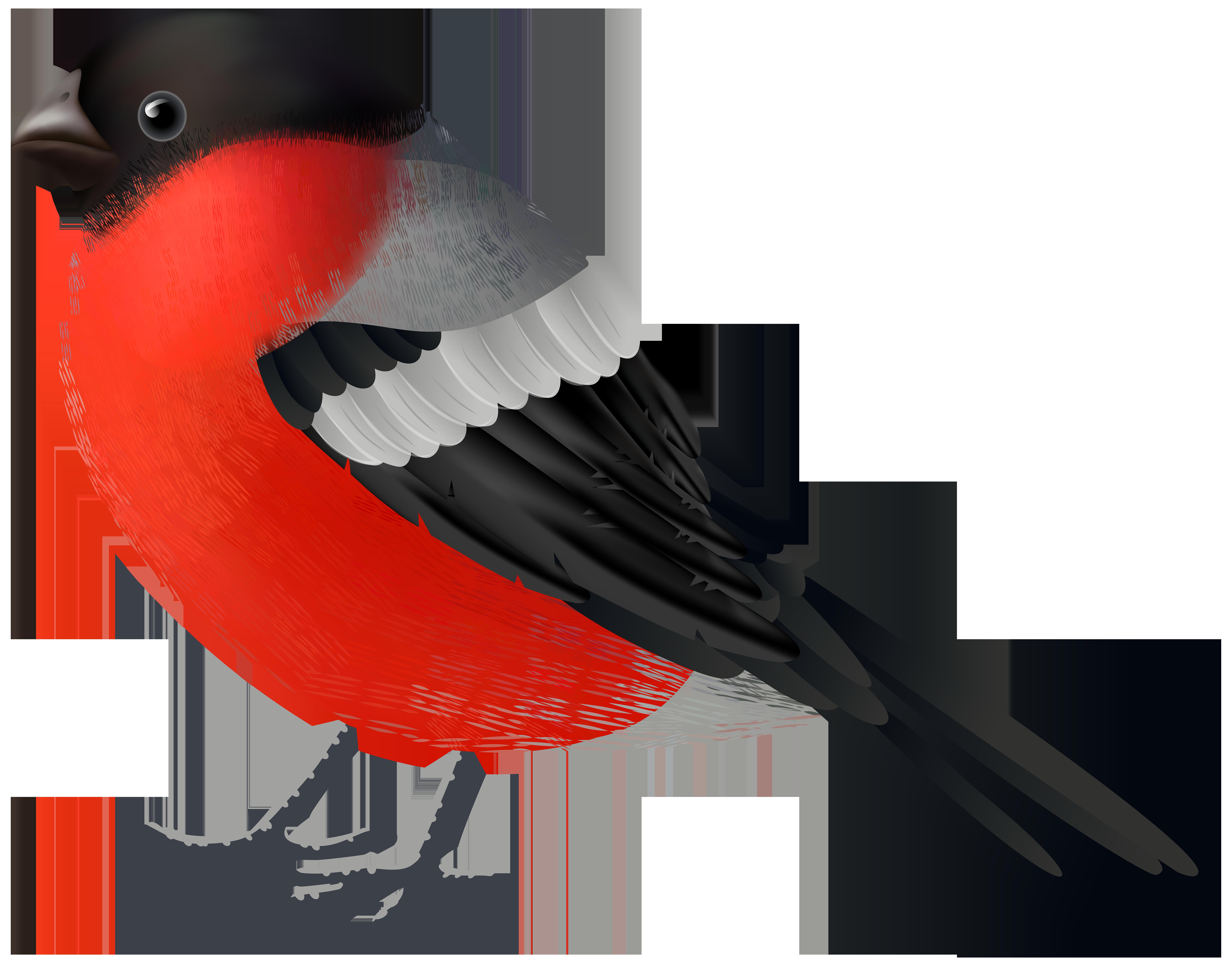 Red and black clipart svg black and white stock Unique Black Bird Clip Art File Free ~ Vector Images Design svg black and white stock
