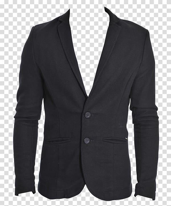 Black blazer clipart transparent background clip black and white stock Blazer Suit Jacket Clothing Formal wear, blazer transparent ... clip black and white stock