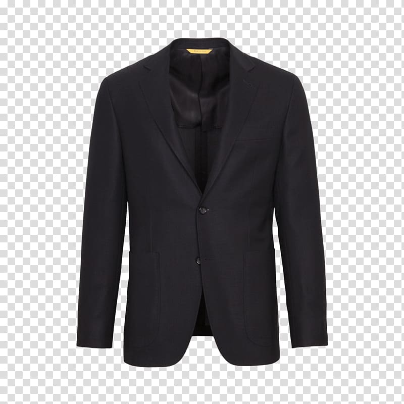 Black blazer clipart transparent background png royalty free library T-shirt Hoodie Jacket Clothing Sweater, blazer transparent ... png royalty free library