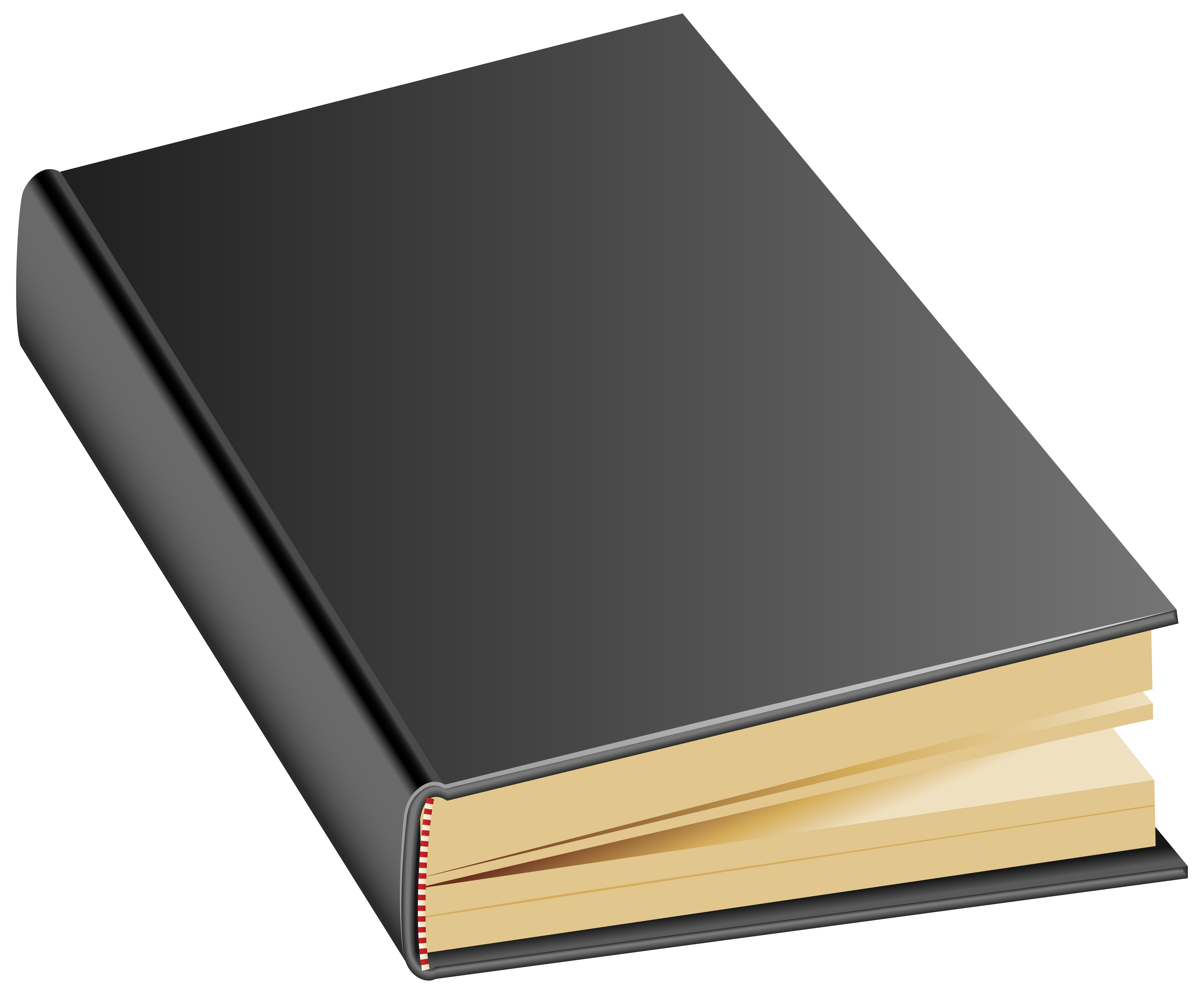 Black Book PNG Clipart - Best WEB Clipart graphic black and white
