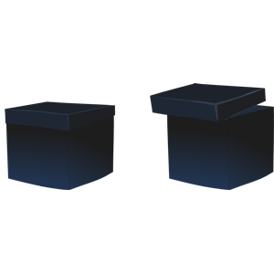 Black box clipart vector freeuse Black boxes clipart, cliparts of Black boxes free download (wmf, eps ... vector freeuse