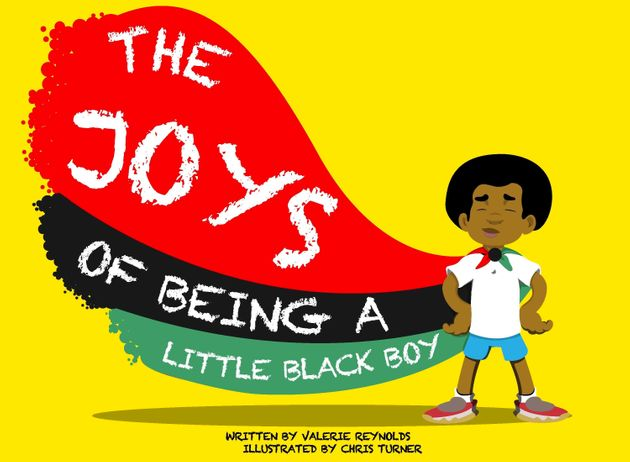 Black boy in nature clipart graphic transparent download Kickstarter Aims To Give Book On Black Boy Joy To Public Schools ... graphic transparent download