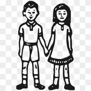 Black boys and girls clipart graphic free library Boy And Girl PNG Images, Free Transparent Image Download - Pngix graphic free library