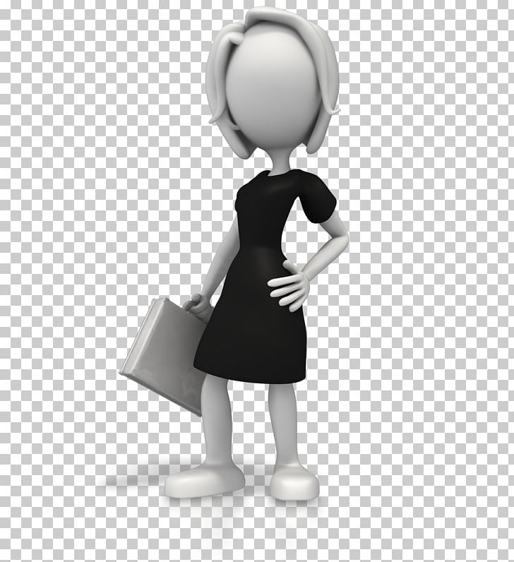 Black business figures clipart femle picture black and white stock Stick Figure Businessperson Woman Management PNG, Clipart, Animation ... picture black and white stock