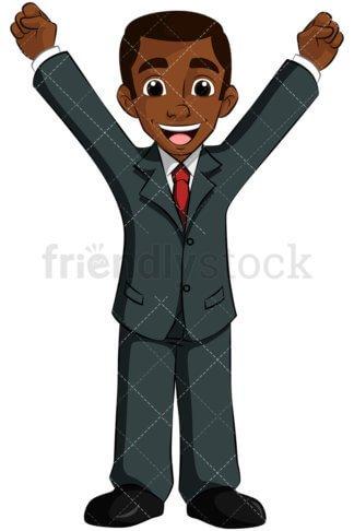 Black businessman clipart clip art royalty free download Black businessman clipart 5 » Clipart Portal clip art royalty free download
