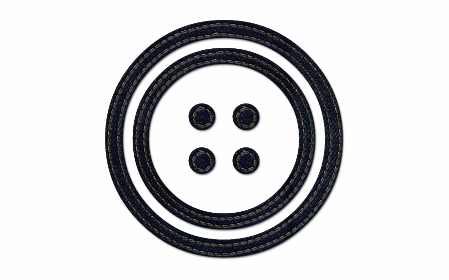 Black buttons clipart picture freeuse library 28 Collection Of Button Clipart Black And White - Shirt Button ... picture freeuse library