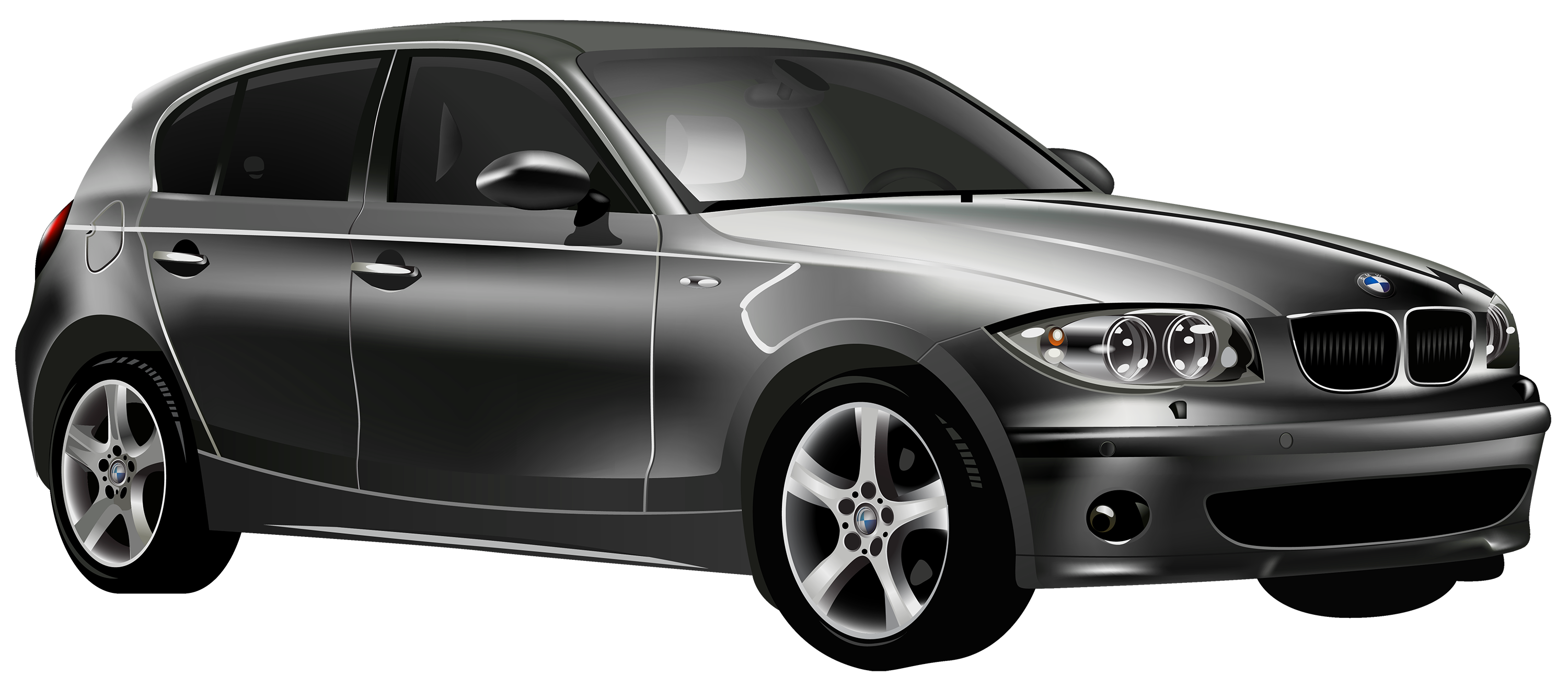 Black BMW Car PNG Clipart - Best WEB Clipart svg free